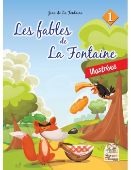 Les Fables de la Fontaine -...